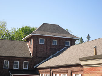 An example of a residential roof K&K Enterprises has done.